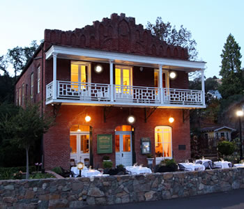 sutter creek lodging - imperial hotel and restaurant amador city bed and breakfast