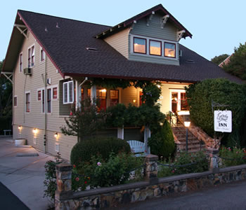 sutter creek lodging - euerka street inn of sutter creek bed and breakfast