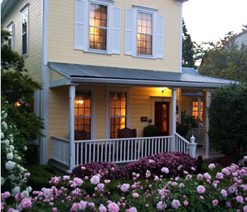 sutter creek lodging - foxes inn of sutter creek bed and breakfast